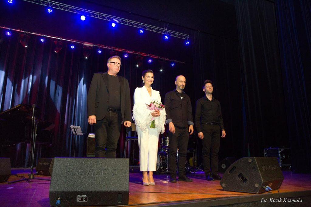 Koncert Olgi Bończyk