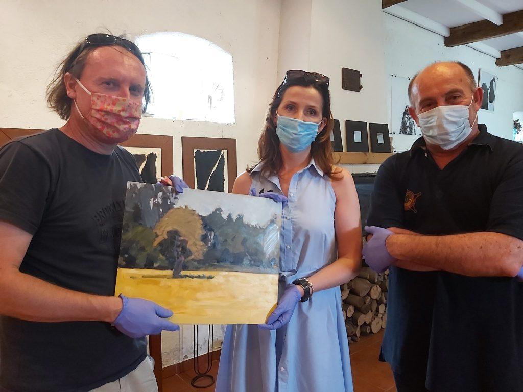 Z wizytą u artystów