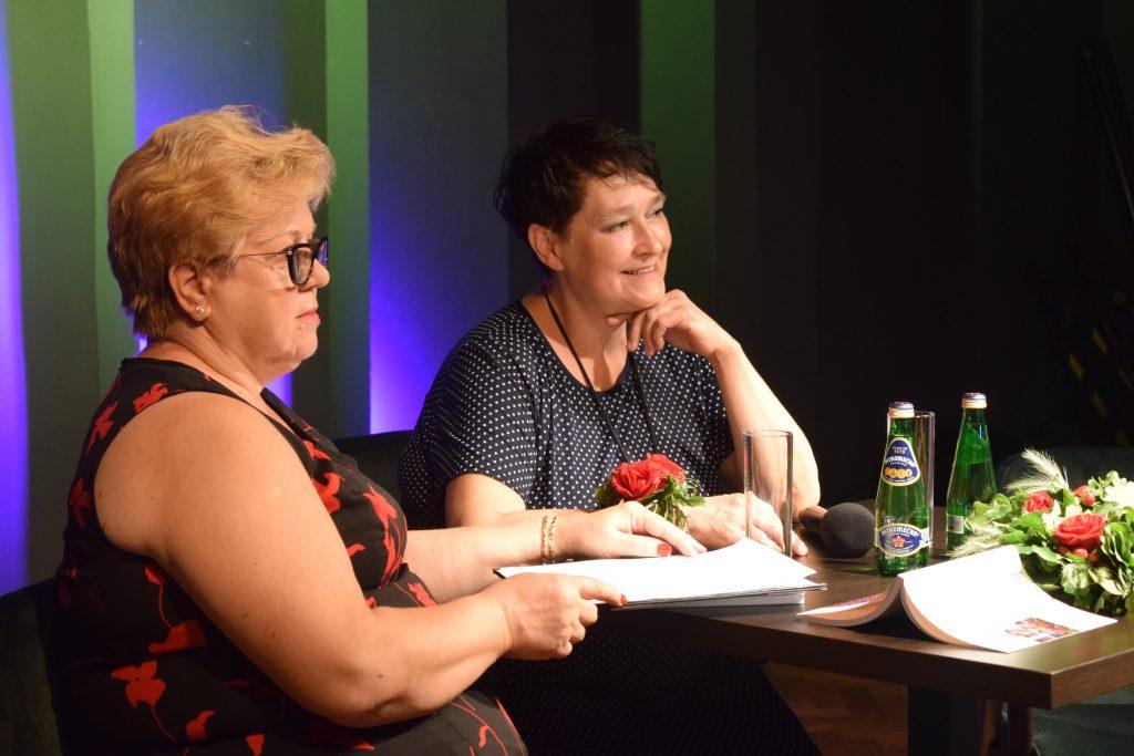 Promocja tomików poezji Ewy Buraczewskiej