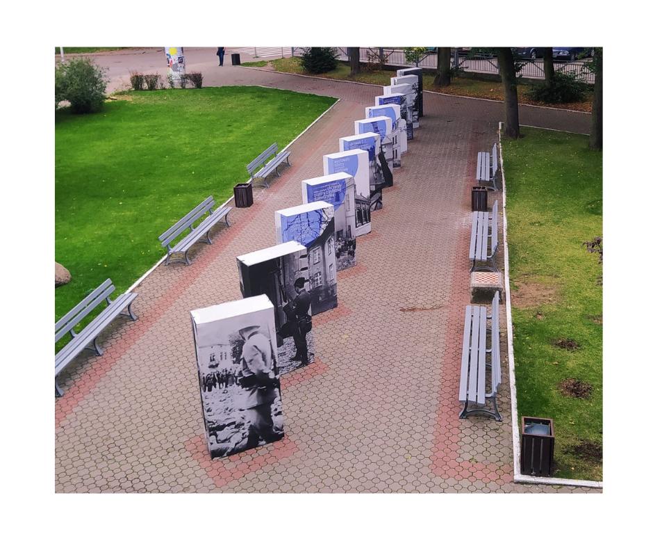 Wystawa z okazji 81. rocznicy wybuchu II wojny światowej
