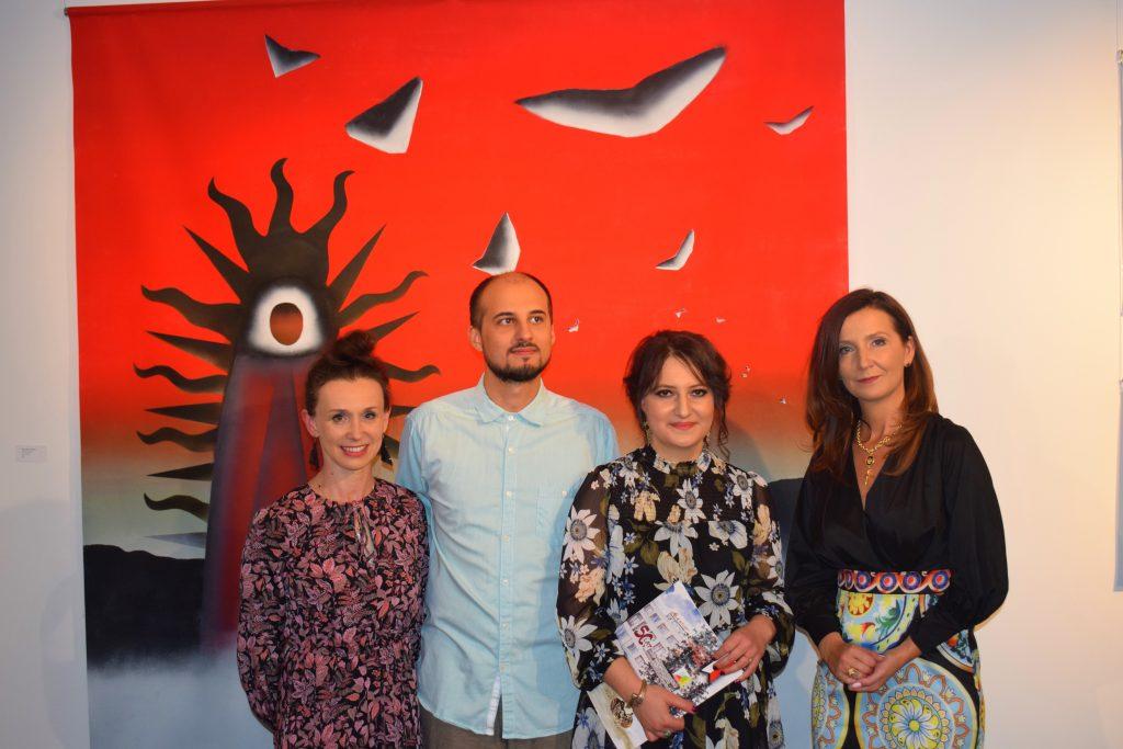Wernisaż wystawy malarstwa Anny Krzemińskiej